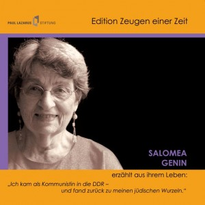 Salomea Genin CD
